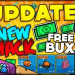 BRAND NEW UPDATE NEW HACK – FREE BUX AND GLITCH, HALLOWEEN
