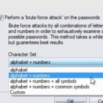 Ethical password hacking and protecting – Brute Force 16, L0pht
