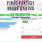 Final Fantasy Brave Exvius Hack tool Gil and