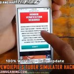 Free bux ??? -How To Hack PewDiePie Tuber Simulator Hacks for