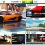 Hack Asphalt 8 airborne android version without root ,no ban
