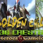 Heroes Of Camelot Event Golden Child 36 Chests
