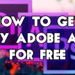 How to get any adobe app FREE (Mac)
