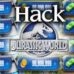 Jurassic World The Game Hack Cheat Tool for iOS Android