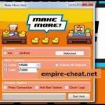 Make More Hack Cheat CashCoinsAll Features