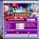 Mobile Legends Hack Cheat GemsCrystalsRubyEnergyCash Shop