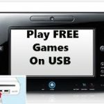 NEW Play FREE Wii U Games off USB EASY