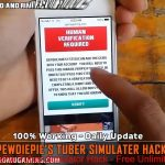 PewDiePies Tuber Simulator HackMod unlimited bux Apk-How To