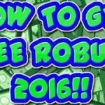 ROBLOX HOW TO GET ANY ITEM FREE AND UNLIMITED ROBUX WORKING