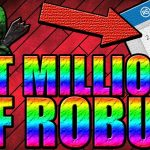 ROBLOX HOW TO MILLIONS OF FREE ROBUX AND OBC WORKING
