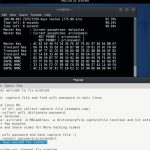 how to crack .capture file and find wifi password in kali linux