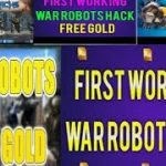 war robots hack for ios in android 100100