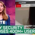 Exposed: AdultFriendFinder network hacked, 400 million accounts