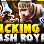 HACKING IN CLASH ROYALE