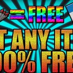 HOW TO STEALHACK FREE ITEMS IN THE CATALOG WORKING