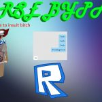 How to Curse Bypass ROBLOX DOESNT WORK IN PMS AND INGAME