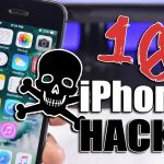 NEW 10 SECRET iPhone Hacks- iOS 10- 10.2
