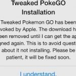 NEW iOS 10.1.1 Pokemon Go Hacked REVOKED FROM iPHONE