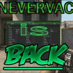 NeverVAC CSGO HACK Free Download