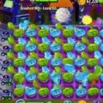 Plants vs Zombies 2 Greatest Hits Epic Hack – Level 92.