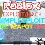 ROBLOX Exploit – SimpleSploit (PATCHED) Free Teapot Hack