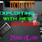 ROBLOX ExploitingHacking WITH INTRIGA (Just bought intrIga)