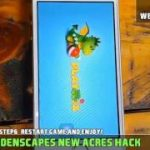 Gardenscapes – New Acres hack lucky patcher 2016 – Gardenscapes