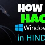 HINDI How to Hack Windows PC using kali linux