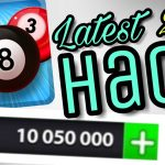 Hack 8 Ball Pool Free Unlimited Coins Latest Trick 2017