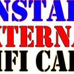 How To Install External Wifi Card In Virtual Machine Kali