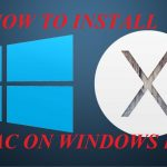 How To Install MAC OS X(VM) on Windows 10 Part 2