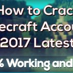 How to CRACK Minecraft Accounts free and 100 working Tutorial