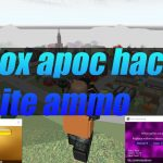 How to download and use Roblox apocalypse rising hacks 2017.