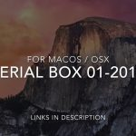 MacOS OSX — Serial Box 01-2017 (for iSerial reader) databases