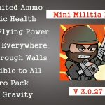 Mini Militia v3.0.27 unlimited hack 2017