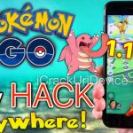 NEW Hack Pokemon GO 1.19.1 NO Jailbreak (iOS 10) – Tap to Walk