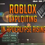 Roblox Exploiting In Apocalypse Rising (Hacking In Apoc)