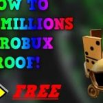 THIS HACK GETS YOU THOUSANDS OF ROBUX WITH PROOF NO WAIT