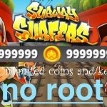 hack subway surfer unlimited coins and keyswithout root
