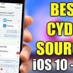 BEST Cydia Sources For iOS 10 – 10.2 Jailbreak Tweaks