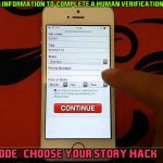 Episode Choose Your Story hack keys – Episode Choose Your Story