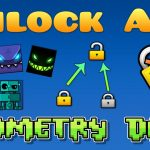 HACK UNLOCK ALL BYPASS LOCKED Geometry Dash 2.12