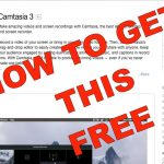 How to get Camtasia 3 free on mac and PC (working 2017 no