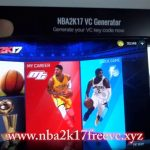 Nba 2K17 Hack – How To Get 100K Free VC And Free Diamond Locker