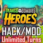 Plants vs Zombies Heroes Hack Cheat Tool for iOS Android Latest