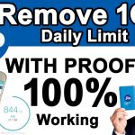 Remove JIO 1GB Daily Limit to 100GB Per Day with PROOF Bypass
