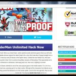 Spider Man Unlimited Cheat tool – Working 2017 hack AndroidIOS
