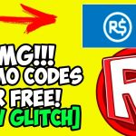 WTF? 1 MILLION+ ROBUX FREE PROMO CODES HACKED? HOW TO GET FREE