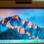 macOS 10.12.3 on intel HD bay trail(Canaima actual , model