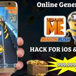 Despicable Me Hack – Minion Rush Cheat Tool Unlimited Bananas